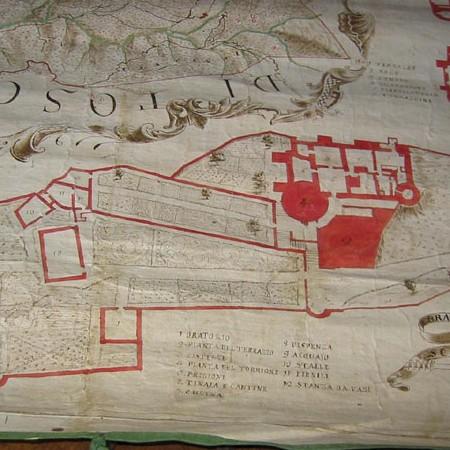 7 Castello di Treschietto e i giardini