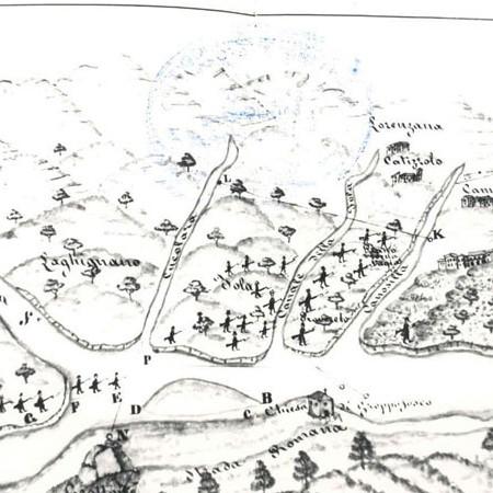 16 Attacco truppe armate al Castello di Lusuolo