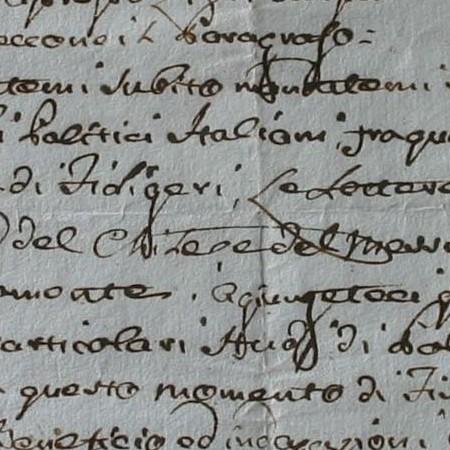 12 - Lettera 1788