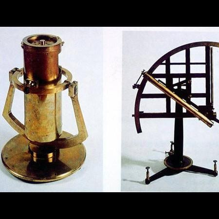 Cronometro marino di Berthoud e Quadrante di Davis
