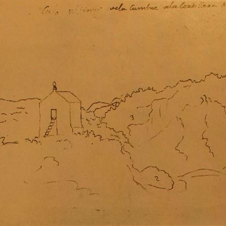 Casa situata alla maggior altitudine sulla cordigliera