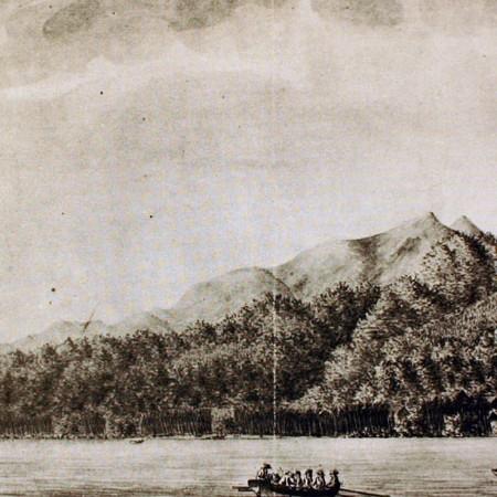 Isola e porto di Taboga