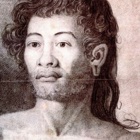 Uomo delle isole Caroline
