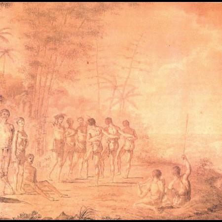 Danza dei negri del Monte di Manila