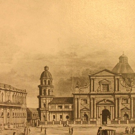 Piazza e cattedrale