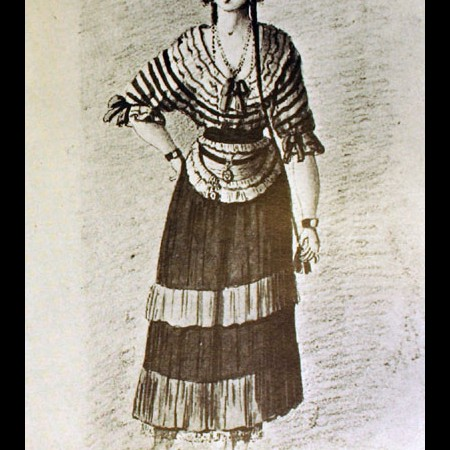 Donna di Panama