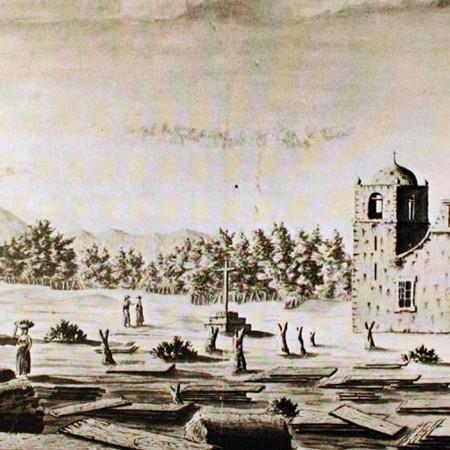 Chiesa e piazza di Réalejo