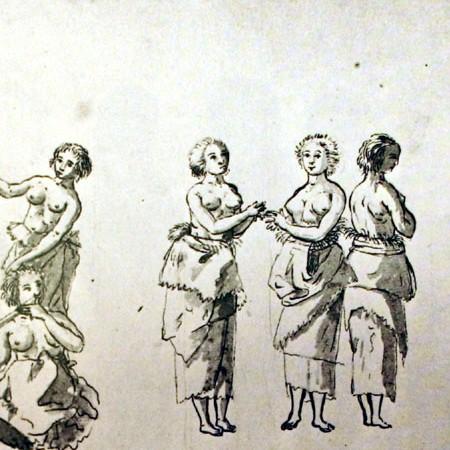 Svaghi domestici delle donne di Vavao
