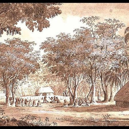 Sepolcro di Paulajo, sovrano delle Isole di Vavao